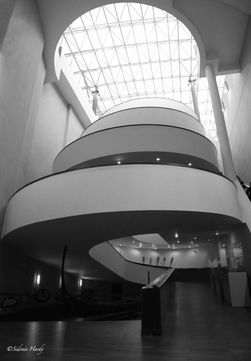 vatican Escalier