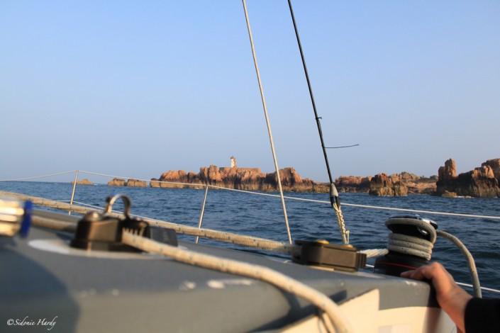 bretagne nord Catamaran