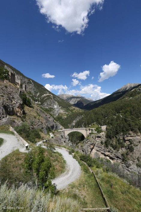 montagne Pont de briançon