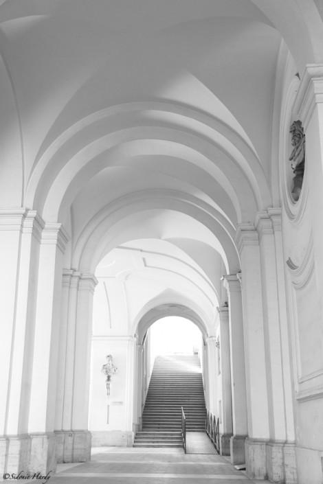 Rome Arc blanc